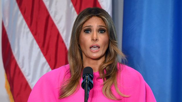 Melania Trump's Anti-Bullying Speech Did Not Go Down Well http://www.huffingtonpost.com/entry/melania-trump-anti-bullying-ridiculed_us_59c35e4ee4b0c90504fb7bd1?utm_hp_ref=donald-trump