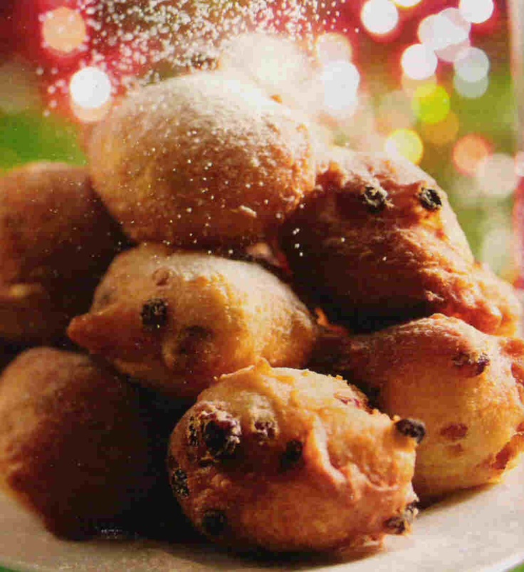 oliebollen on new year's eve