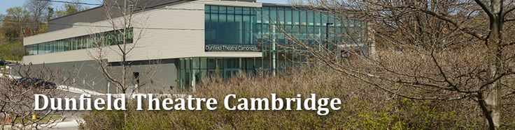Dunfield Theatre Cambridge | On Stage