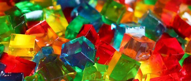 Bala de gelatina | renda.se