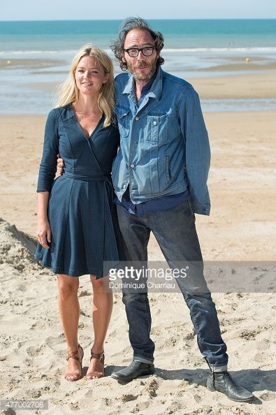 Photo d'actualité : Virginie Efira and Philippe Rebbot attend the...