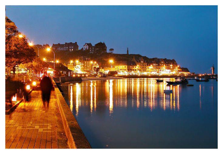 Lights of Cancale