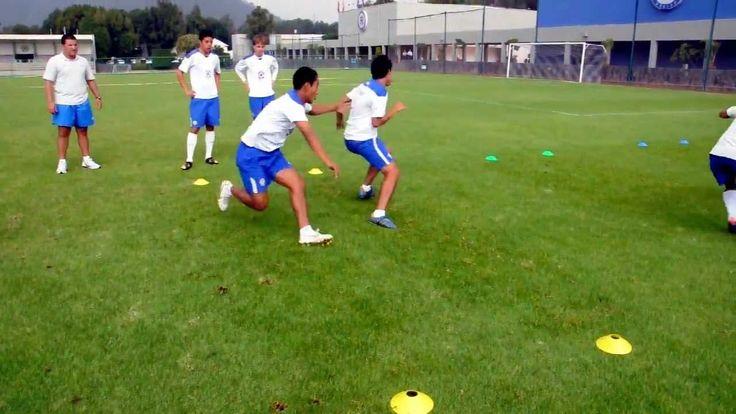 Soccer Backyard Drills :  on Pinterest  Soccer dribbling drills, Drills and Fun soccer drills