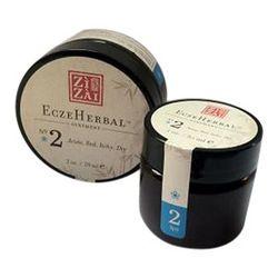 Itchy skin rash treatment, EczeHerbal 2.
