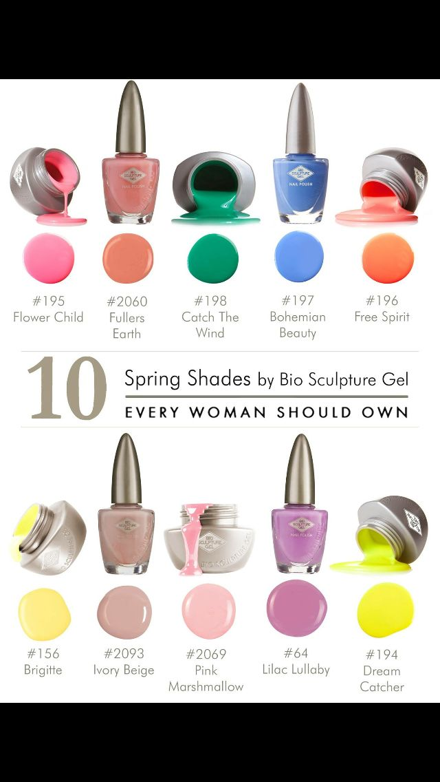 Great Spring Colours