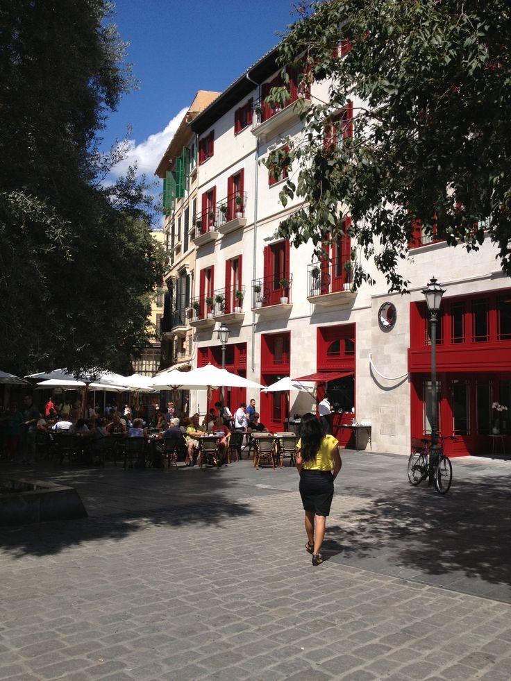 Palma de Mallorca, summer 2013