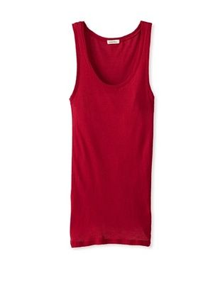 75% OFF American Vintage Women's Scoop Neck Tank (Grenadine)