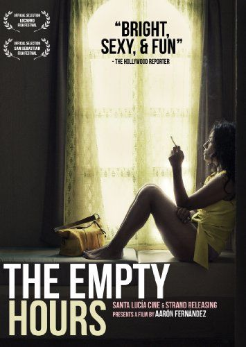 The Empty Hours-On the desolated coast of Veracruz, seventeen-year-old Sebastian takes over running his uncle's small and cozy rent-by-the hour motel. There he meets Miranda, a regular customer who comes to the motel to meet a lover who always keeps her waiting. As Sebastian and Miranda get to know each other, an ambiguous game of seduction begins between them.