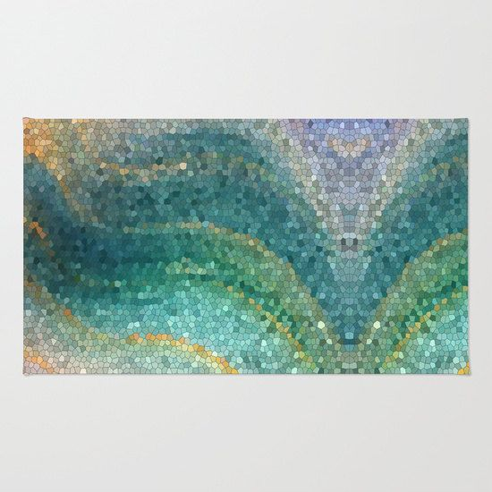 Best Teal Bath Mats Ideas On Pinterest Mermaid Bathroom - Patterned bath mat for bathroom decorating ideas