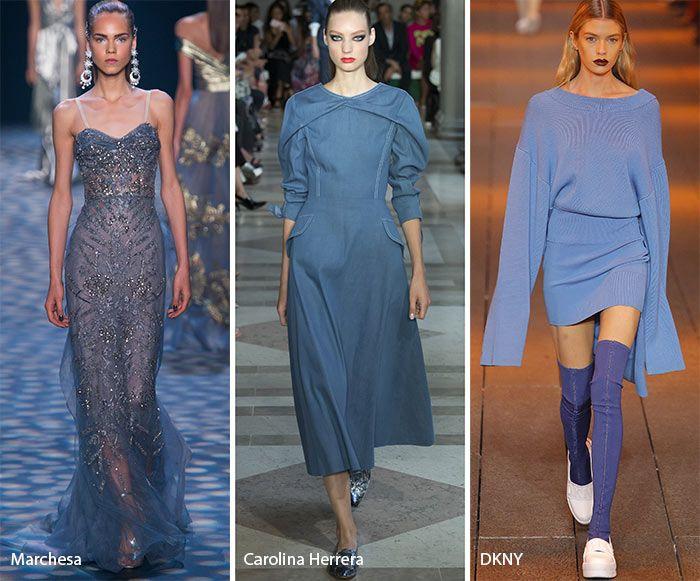 Spring/ Summer 2017 Color Trends: Niagara Denim Blue