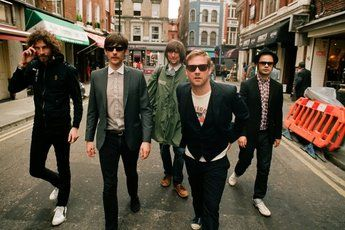 "LISTEN: Kaiser Chiefs Stream New Song ""Bows and Arrows"""