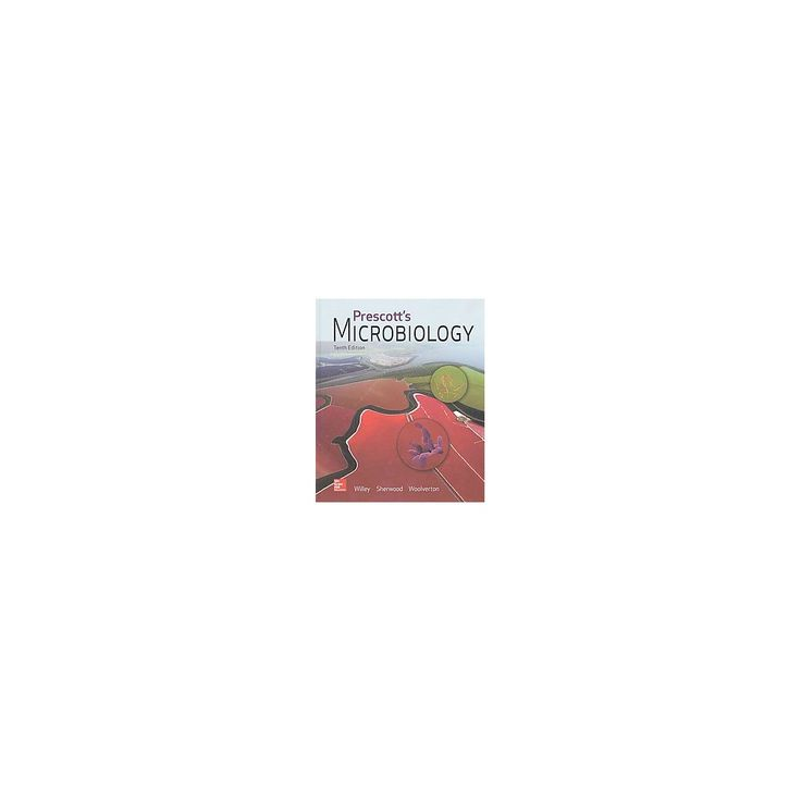 Prescott's Microbiology (Hardcover) (Joanne M. Willey)