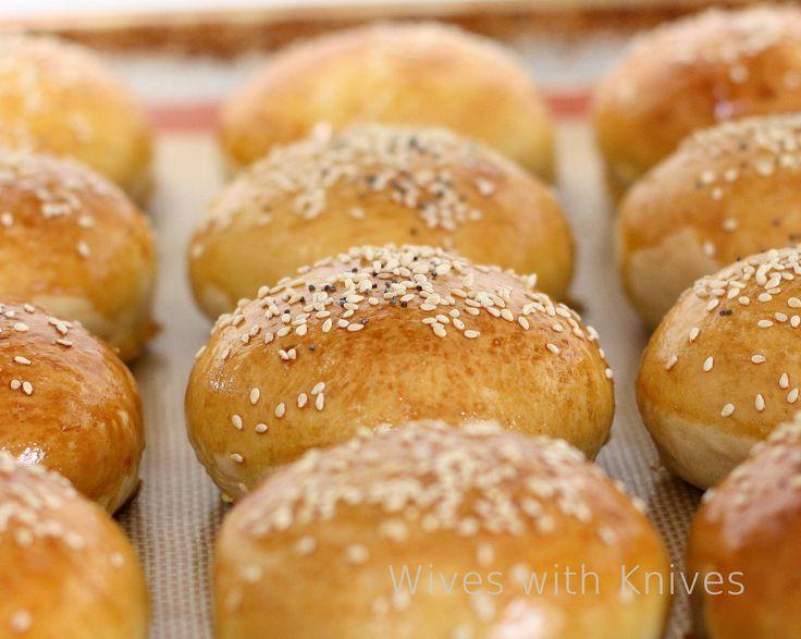 Homemade Sandwich Buns | Recipe