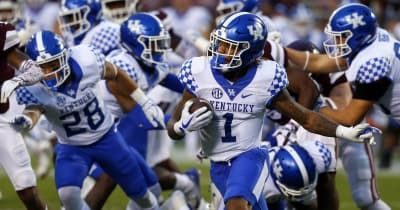 Kentucky-Tennessee football: TV channel time live stream odds picks (Oct. 28 2017)