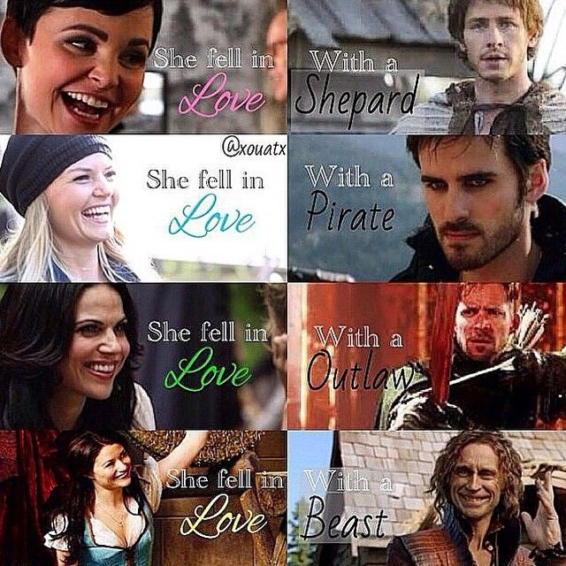 She fell in love with… #ouat