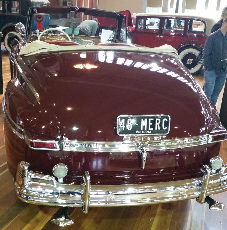 Numbers first Custom plate - 48.MERC