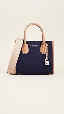 dd1032c86018 MICHAEL Michael Kors Mercer Medium Messenger Bag in 2019