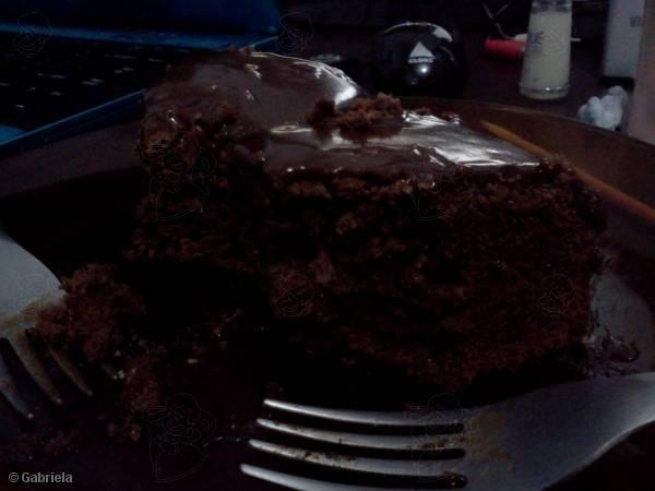 Receita de Bolo de chocolate sem ovo: Chocolates Sem, Bolus, Chocolate Cake, Chocolate Sem, De Bolo, Desserts Chocolates