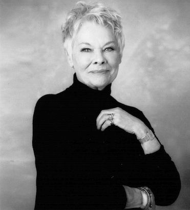 Judi Dench - What a great human being :)