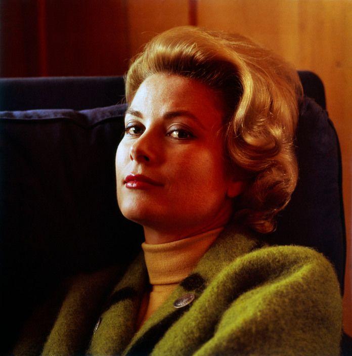 SWITZERLAND. Gstaad. Princess Grace de Monaco. 1962.