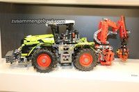 New LEGO 42054 Technic Claas Xerion 5000 Tractor