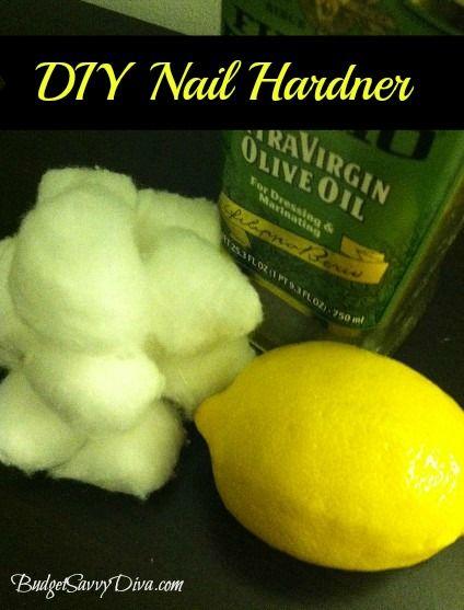 DIY Nagel Hardner – Nails