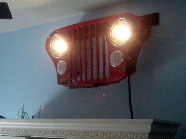 Who needs a lamp ☺️ #buildyourjeep #jeepster #jeeplove #jeepfreaks #jeepbeef #jeep #jeepjk #jeeps #jeepin #JeepEnd #jeepwrangler #jeeplife #jeepgirl #jeepbeef #jeepnation #jeepfamily #jeepthing #jeepsummer #jeeplove #jeepwranglerunlimited #jeepher #jeeppage #jeepgirls #jeepflow #jeeppeople #jeepride #jk #rockcrawling #mudjee #customjeep #customjeeps