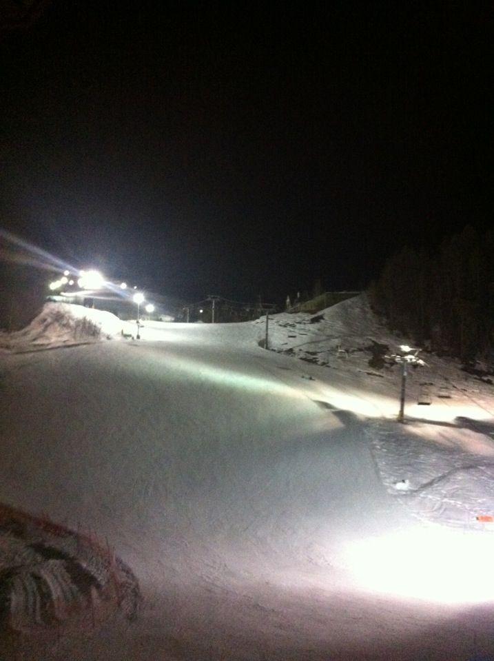 Kimberley Alpine Resort Ski Area in Kimberley , BC