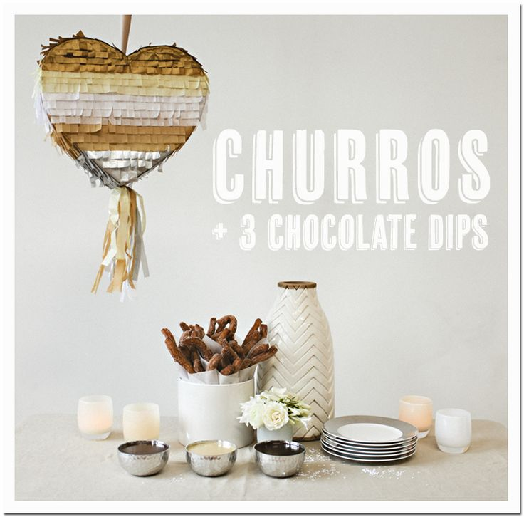 who wants Churros?