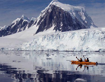 Glacier Bay National Park - Alaska... Absolutely beautiful!