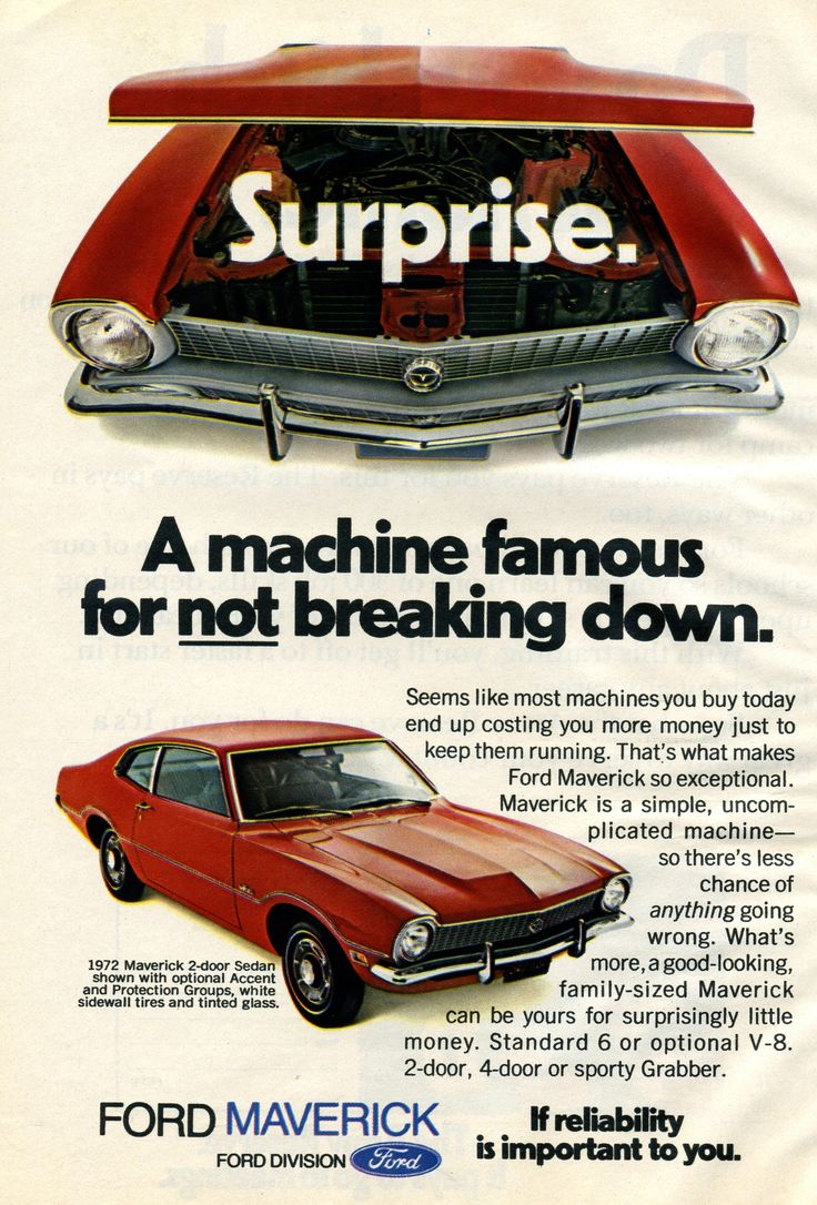 Ford Maverick. sister to Mercury Comet. My dad had one when i was a kid.