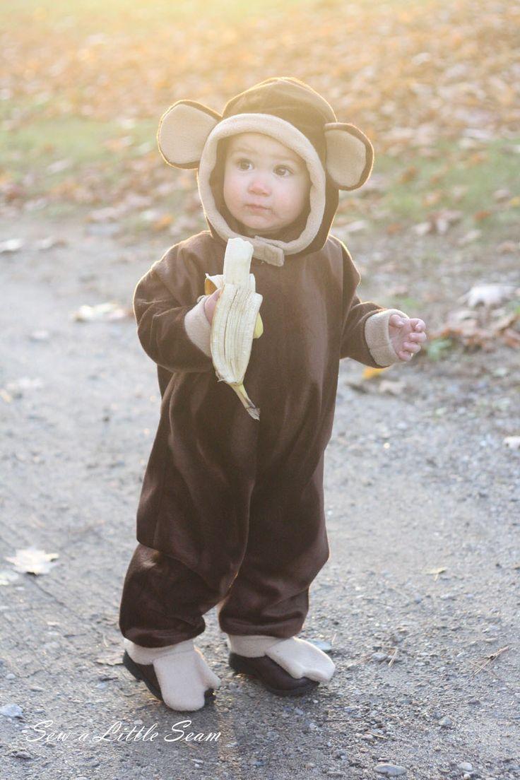 Free 2T Monkey Costume