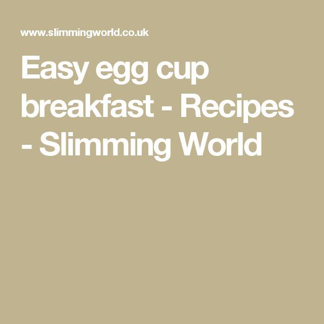1000+ ideas about Slimming World Breakfast on Pinterest ...
