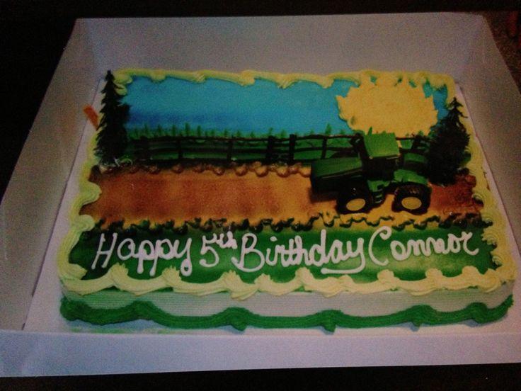 John Deere Cake Decorating Kit