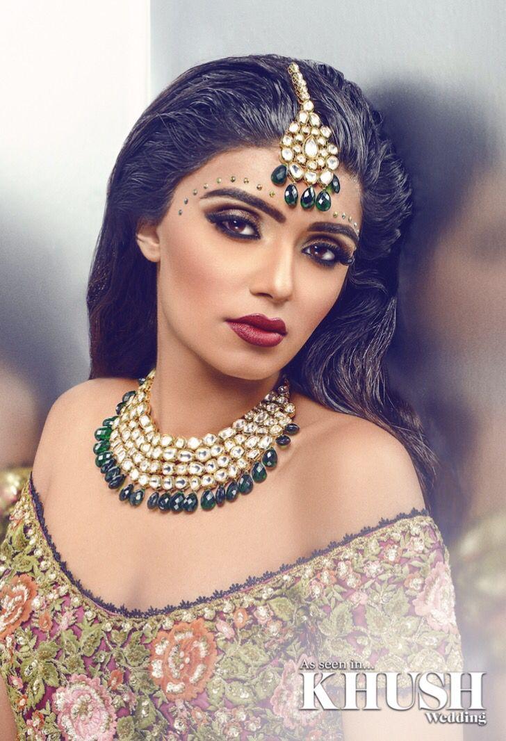 Complete your look with bespoke jewels from Deeya Jewellery +44(0)7545 228 167 info@deeya.co.uk • www.deeya.co.uk Hair & Makeup: Julie Ali Mua Outfit: Signature Ambry