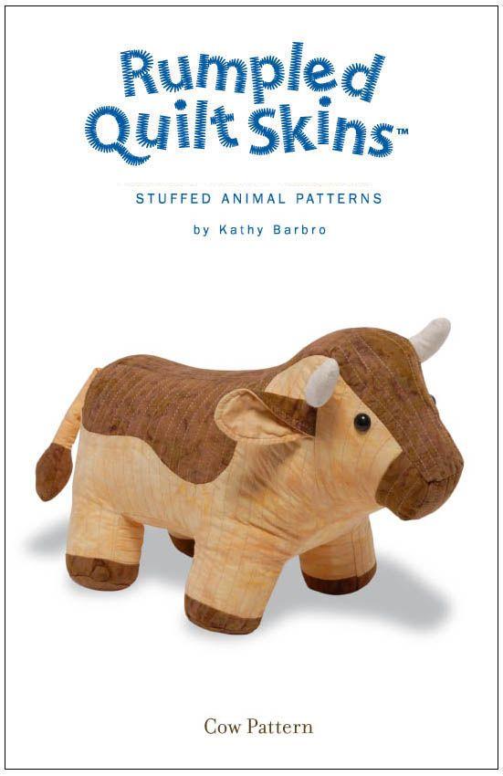 Adorable stuffed animal patterns