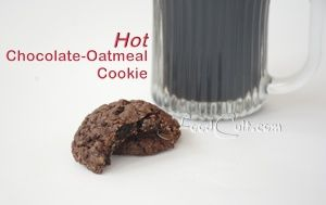 New #recipes are #fun! #Hot, #Chocolate #Oatmeal #Cookies Very #chocolatey #cookie is high in #fiber - enriched with #WholeWheat as well as white #flour and an abundance of #oatmeal! Slightly #spicy from #cayenne #pepper - these are not your kids' #biscuits. These are #adult #treat! This new #recipe, along with tips, is available @ http://www.foodcult.com/hotchocolateoatmealcookies.php