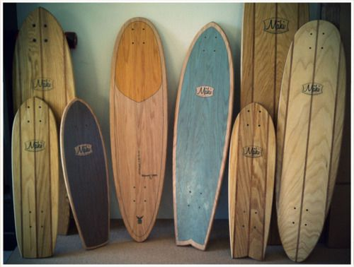 old school boards
