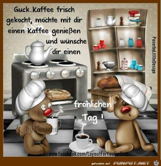 Kaffee frisch gekocht