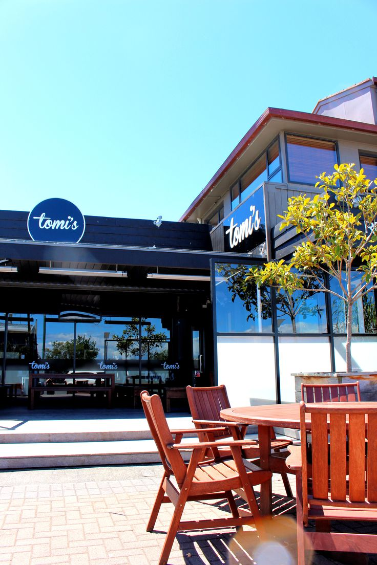 Tomi's Restaurant and Bar, 18 Tuwharetoa Street, Taupo.