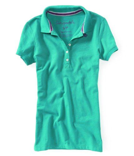 Aeropostale Women's Polo Shirt for only $20.99 You save: $8.51 (29%)