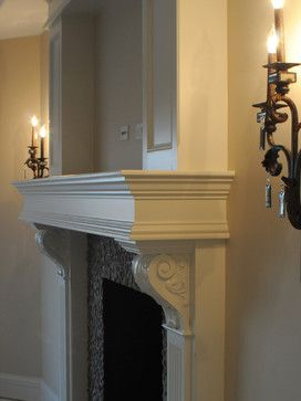 Traditional Fireplaces Fireplace Tv