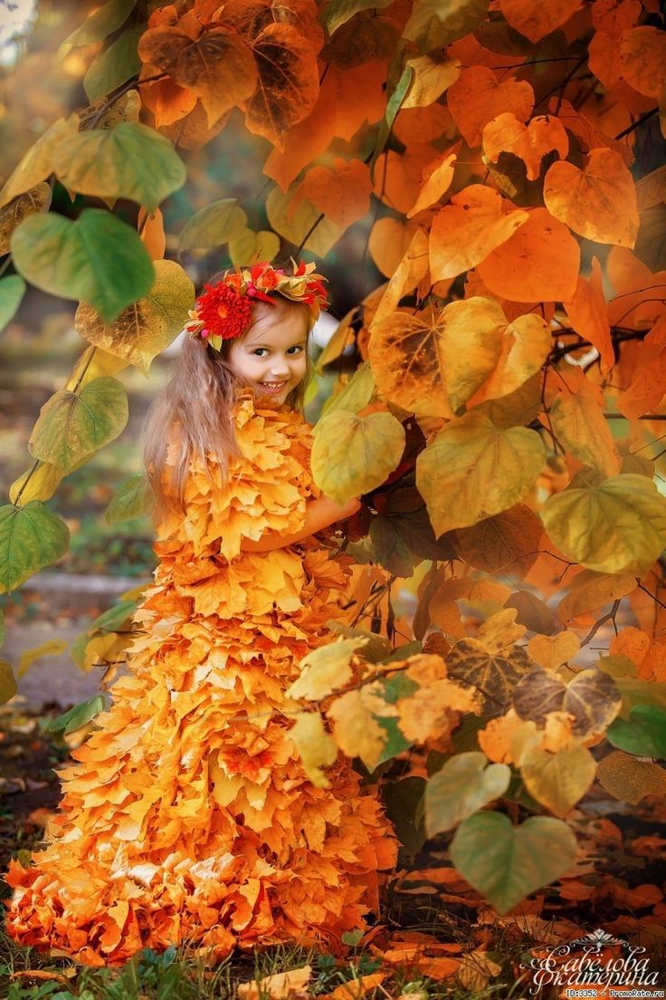 костюм картинка к осени готовы что творилось передаче