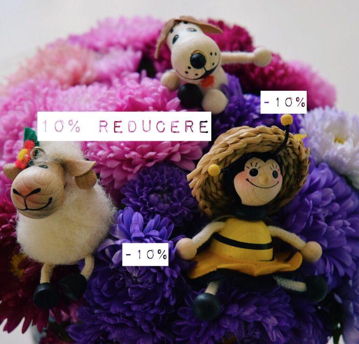 """Pentru a sărbători Ziua Internațională a Animalelor din acest an, magazinul online de jucării Lester, oferă o reducere de 10% pentru toate jucăriile cu animale din stoc. Folosește codul de cupon: """"z-animalelor"""" pentru a beneficia de o reducere de 10% pentru toată gama de animale de jucării până în data de 11 octombrie 2015. Beneficiezi de transport gratuit la comenzile de peste 139 lei."""