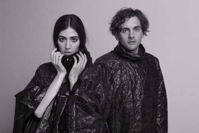 Love the sound of this band, Chairlift.