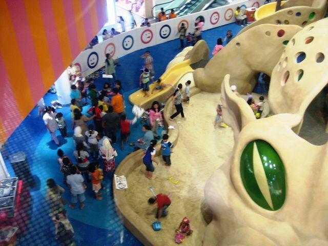 Baroue Kids Kingdom The Avenues Mall Kuwait Themed Indoor Playground Indoor Playground Theme Children
