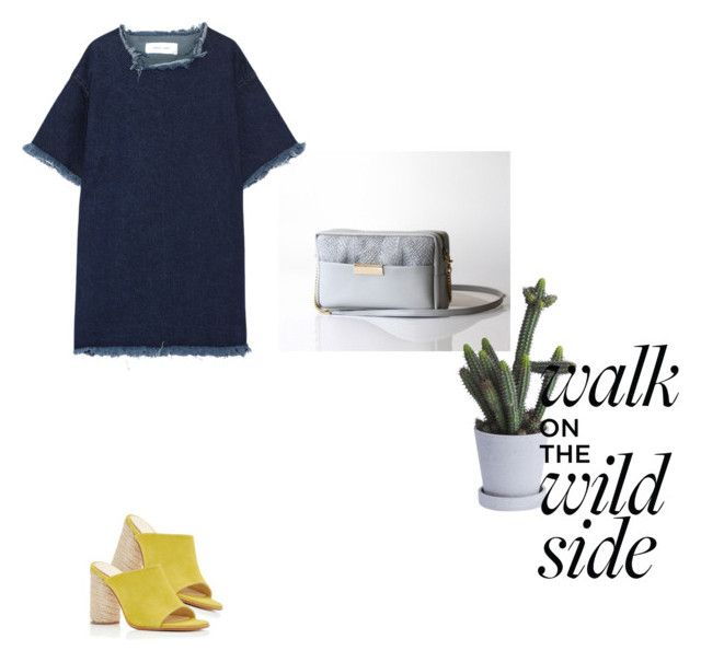 """""""Walk on the wild side"""" by opelle-creative on Polyvore featuring Issa, Marques'Almeida, HAY, Paloma Barceló and opellebags"""