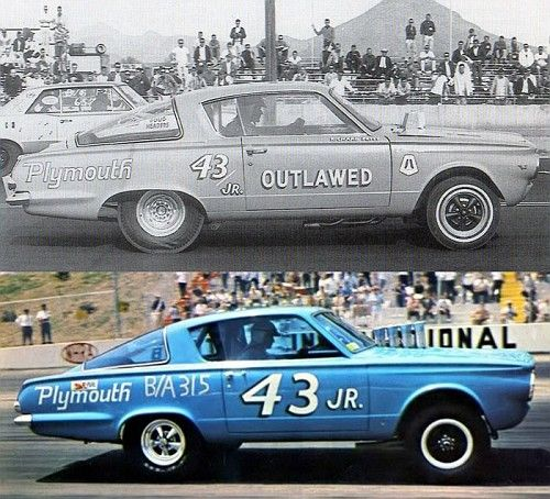 Richard Petty For Sale: Photos Of Richard Petty Barracuda Outlawed