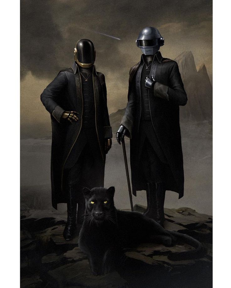 Daft Punk Starboy Painting « Kanye West Forum