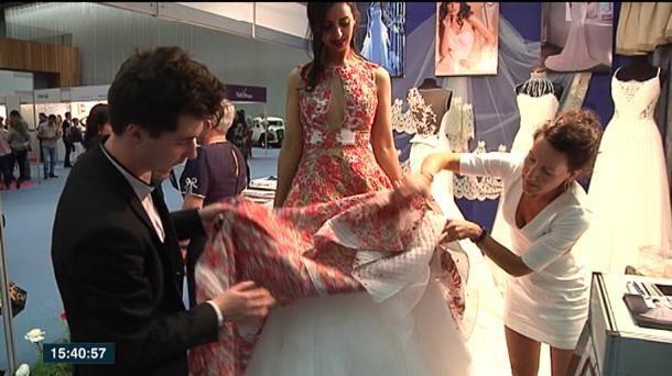 Conocemos las #tendencias en trajes, vestidos y ceremonias en Exponovias